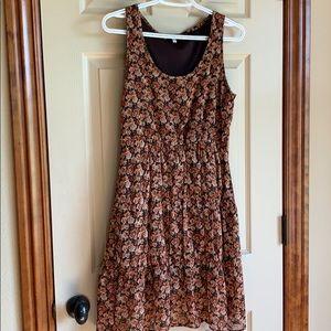Dresses & Skirts - Charlotte Russe M Boho dress